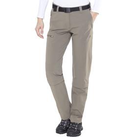 Maier Sports Arolla Spodnie z odpinanymi nogawkami Kobiety, teak